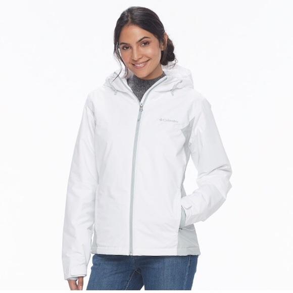 NWT Columbia Tipton Pass Waterproof Women's Jacket NWT